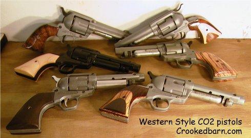 Old Western Guns